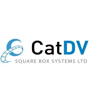 CatDV PSR1 - Single User CatDV Workgroup Server with Pegasus Client