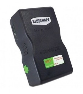 Blueshape BV190HD SPLASH TWO - Vlock Li-Ion Battery