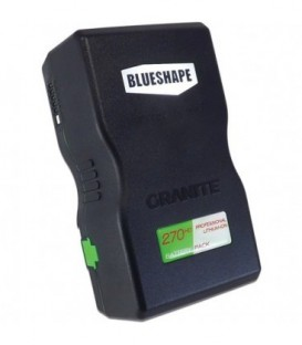 Blueshape BV270HD SPLASH TWO - Vlock Li-Ion Battery