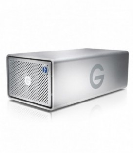 G-Technology 0G04098 - G-RAID Removable 16TB Thunderbolt 2 & USB 3.0 Silver EMEA