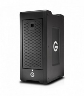 G-Technology 0G04656 - G-SPEED Shuttle XL Thunderbolt 2 48TB Black EMEA