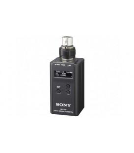 Sony DWT-P01N/42 - DWX Plug-On Transmitter with XLR, 48V Phantompower, TV channel 42-50