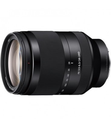 Sony SEL24240.SYX - E-Mount FE Lens 24-240mm F3.5-6.3 OSS