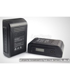 Lanparte AB-150 - A-Mount li-ion Battery