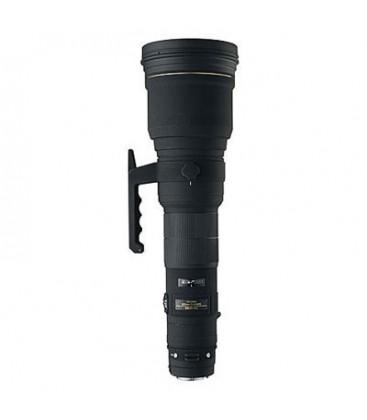 Sigma 152955 - 800mm F5,6 EX DG APO HSM Nikon