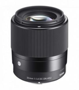 Sigma 302965 - 30mm F1,4 DC DN SE