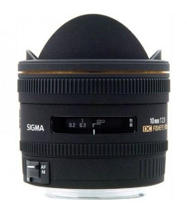 Sigma 477955 - 10mm F2,8 EX DC HSM FISHEYE Nikon