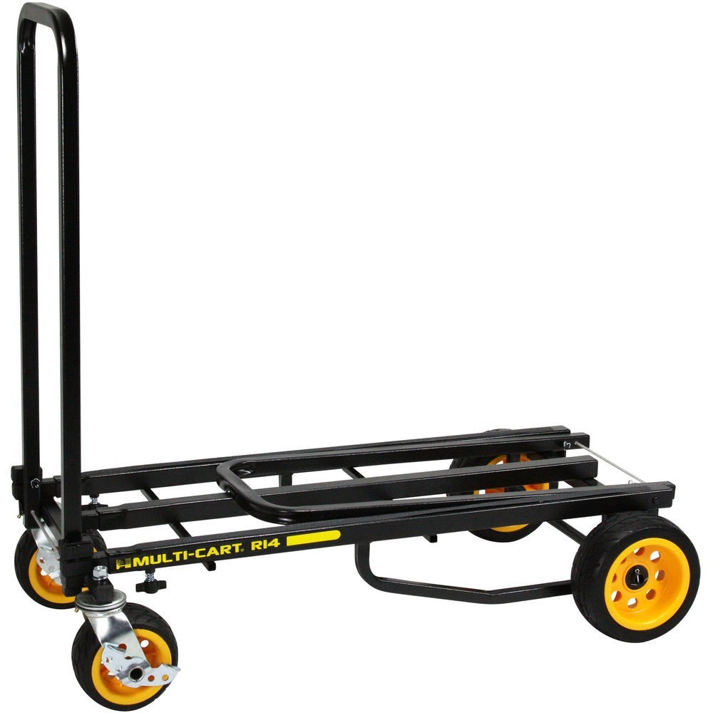 Rock N Roller R14G - R14 Mega with Ground Glider casters