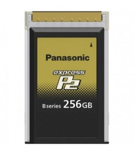Panasonic AU-XP0256BG - 256GB B Series expressP2 Memory Card for VariCam
