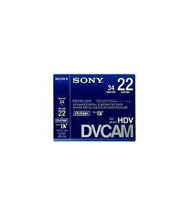 Sony PDVM22N3 - DVCAM for HDV Tape