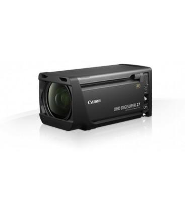 Canon UHD DIGISUPER-27-w/DFS - Lens w/Digital Full servo kit