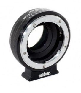 Metabones MB_SPNFG-Q-BM1 - Nikon G to Qmount Speed Booster Devil
