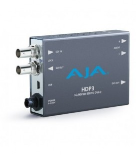 AJA HDP3 - 3G-SDI to DVI with 1080p 60p support