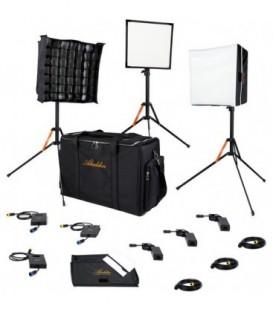 Aladdin AMS-FL50BI KIT3 SC - Bi-Flex 1 Kit (50W Bi-Color) with Soft Case 3