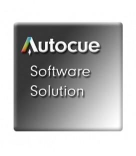 Autocue SW-QSTARTM - QStart Software For Mac