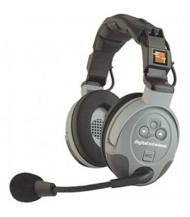 Eartec CS-DBLEU - European Comstar Double Headset