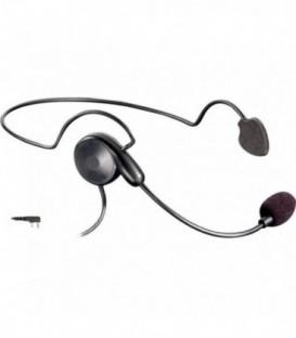 Eartec CYBKW3300IL - Cyber Headset Kenwood 2 Pin Plug Inline PTT