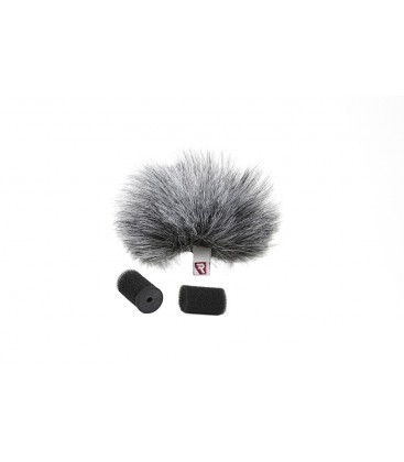 Rycote 065515 - Single Grey Lavalier Windjamme