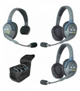 Eartec UL312 -- UltraLITE 3 person system