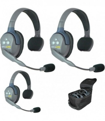 Eartec UL3S - UltraLITE 3 person system