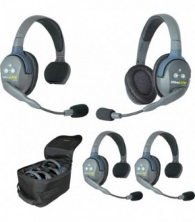 Eartec UL431 - UltraLITE 4 person system