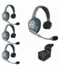 Eartec UL4S -- UltraLITE 4 person system
