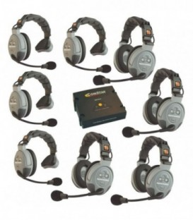 Eartec XT-8EU - European Comstar XT-8EU / 8 Person System All in one Headset