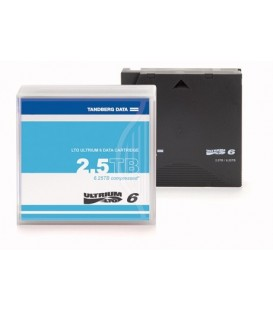 Tandberg T 434021 - 2.5/6.25 TB Tandberg LTO-6 Cartridge