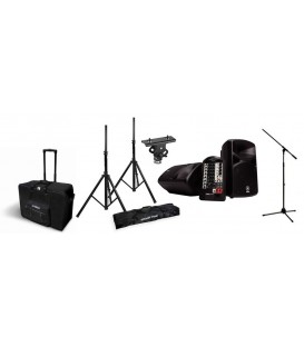 Yamaha STAGEPAS SET 6C - Mixer + Speaker Bundle