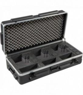 Dedolight DCHD3x652 - Transport hard case (DLH652T/DLH652T-DMX)