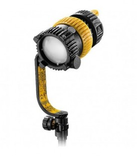 Dedolight DLED3-T - Focusing 40W TURBO LED light head, tungsten