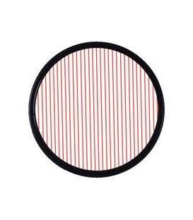 Schneider 68-505277 - 77 mm Screw-In Filters True-Streak Red 2mm