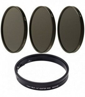 Schneider 68-884501 - Compact ND Kit for 114mm-Diameter Lenses