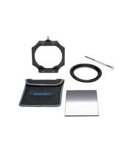 "Schneider 68-885603 - 4x5.65 Landscape Ctrl Kit ND.6 Vertical Grad SE, 4"" Holder, 77mm Adapter Ring, Pouch for EA"