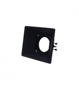 "Schneider 94-250001 - 4"" Filter Holder with Sunshade & 77mm Adapter Ring"