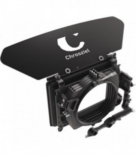 Chrosziel 565-06-15-45 - Swing-Away MatteBox MB 565 Triple 15