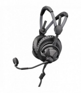 Sennheiser HMDC-27 - Professional Broadcast Headset and Cable with NoiseGard