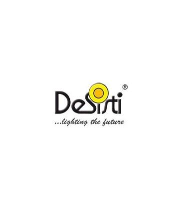 DeSisti 15300 - Din Spigot 28 Mm. To M12 Threaded Stud
