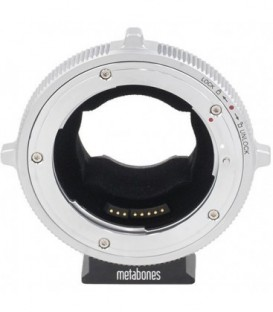 Metabones MB_EF-E-BT6 - Canon EF to E-mount T CINE (Black Matt)