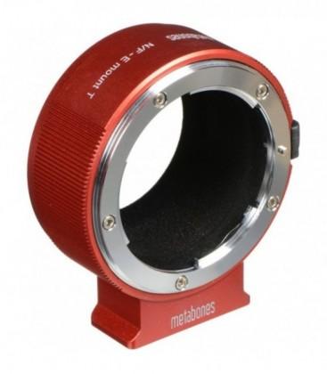 Metabones MB_NF-E-RT2 - Nikon F to E-mount T /NEX (RED) II