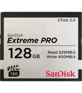 Sandisk SDCFSP-128G-G46D - CFast ExtremePro 525MB/s 128GB