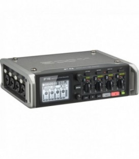 Zoom F4 - 6 Track Field Recorder