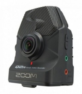 Zoom Q2n - Full HD Handy Video Recorder
