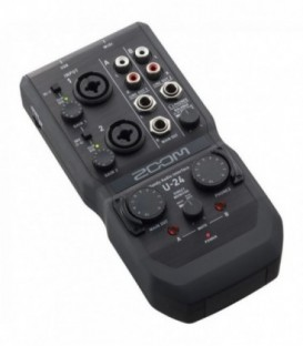 Zoom U-24 - 2x2 Handy Audio Interface