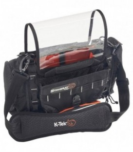K-Tek KSTGJ - Stingray Junior Audio Mixer Recorder Bag