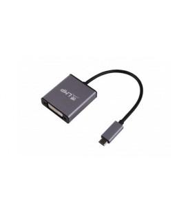 LMP USB-C DVI-sp-50 - USB-C to DVI adapter