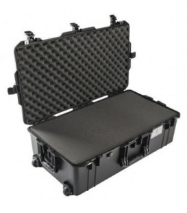 Pelicase 016150-0000-110E - 1615 AIR Check-In Case With Foam, Black