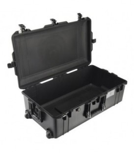 Pelicase 016150-0010-110E - 1615 AIR Check-In Case No Foam, Black