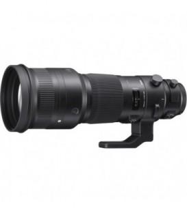 Sigma 185955 - 500mm F4,0 DG OS HSM Nikon