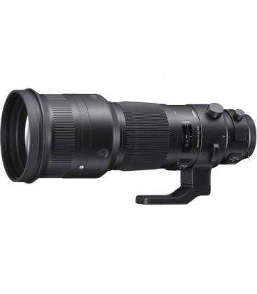 Sigma 185956 - 500mm F4,0 DG OS HSM Sigma